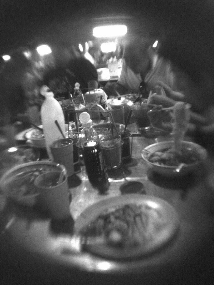 Dinner - Golok style